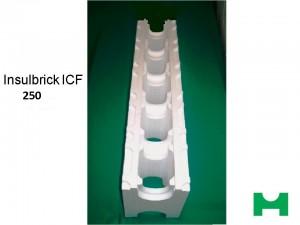 Insulbrick ICF 250 Block